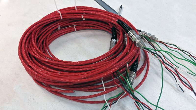 Cables Manufacturing