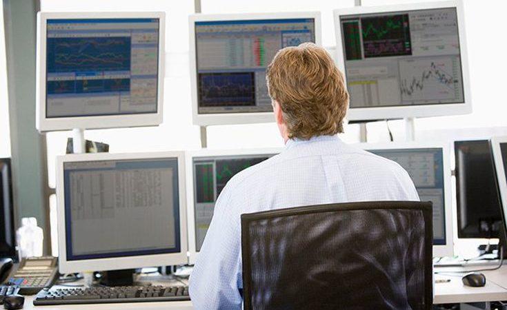 stock broker