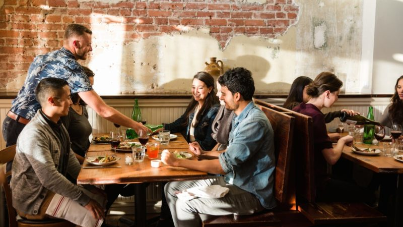 dining table impacts the profitability of your restaurant