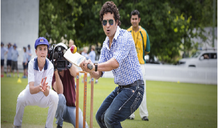 Indian Cricketers in Bollywood