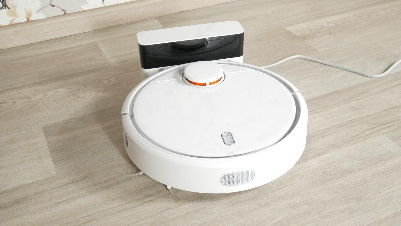 The Quietest Robot Vacuum Cleaner