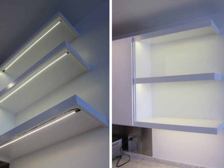 How LED lights strips offer versatile styles of lighting