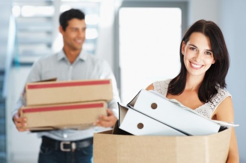 Do you need qualified personnel who take care of the packaging for your house move?