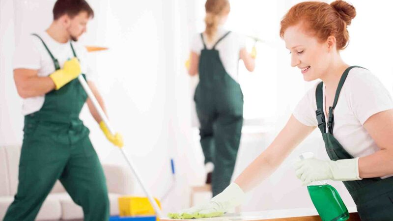 Professional Medical Cleaning
