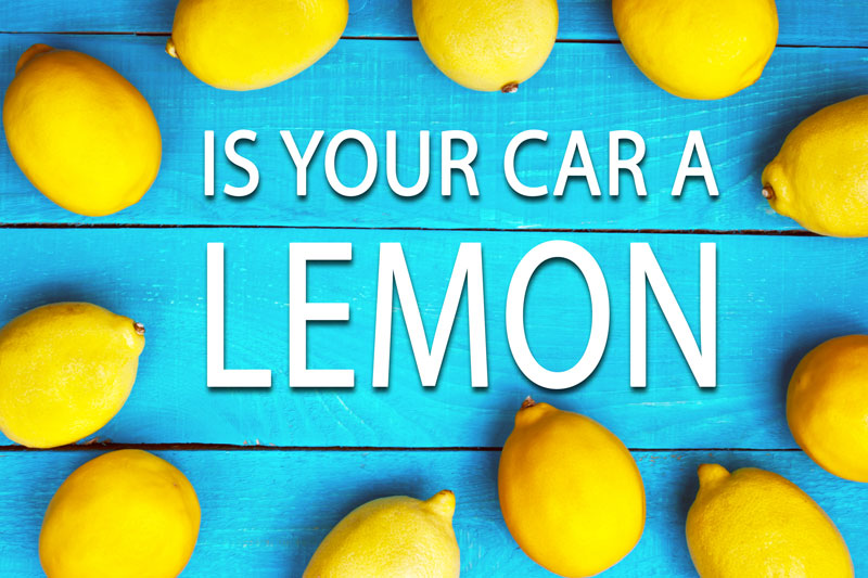 When Do You Need To Look For A Lemon Lawyer?